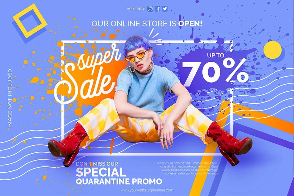 Thiết kế website thời trang đẹp, ấn tượng phù hợp cho các cửa hàng thời trang